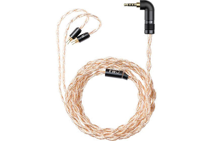FiiO LC-RE Tri-Metallic MMCX/0.78mm Swappable Plug Headphone Cable