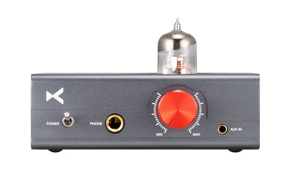 XDUOO MT-601 6N11/E88CC Tube High Performance Class-A Headphone Amplifier