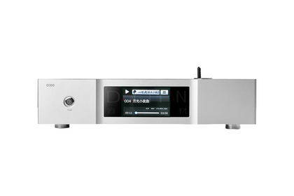 Soundaware D300 Professional PCM&DSD Network Digital Transport HIFI player Full Upgrade of D100pro