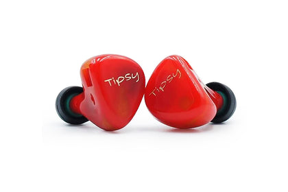 TIPSY LAVA V2 Dynamic In-ear Earphones Line Type with Detachable Cable