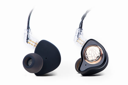 TFZ King II with 3.5mm cable HIFI Monitor stereo In-ear earphone
