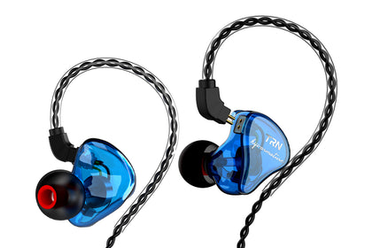 TRN IM1 PRO 1BA + 1DD Hybrid In Ear Earphone Monitor Sport Earphones HIFI Headphones