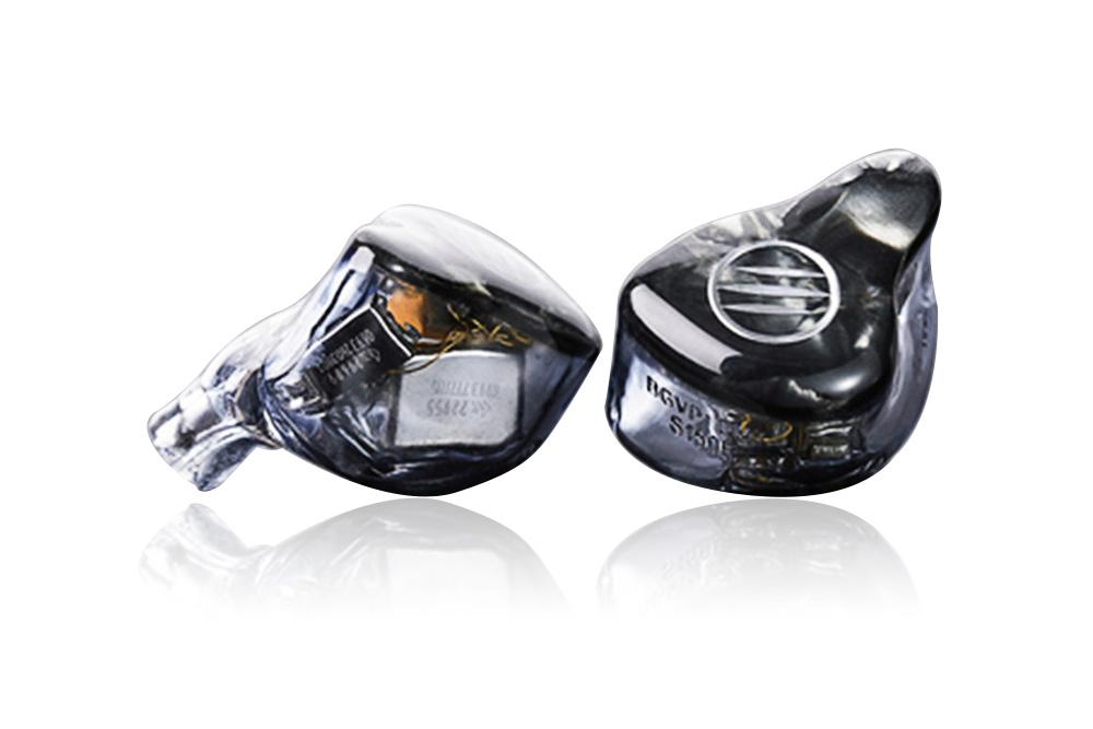 BGVP DM7 6 BA knowles sonion drivers Customize IEM In Ear Monitors HIFI Earphone