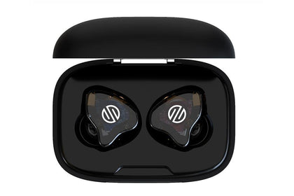 Bgvp Q2 TWS Ecouteur HiFi sans fil Bluetooth Headset Sports avec câble MMCX interchangeable