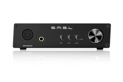 SMSL SP200 THX AAA 888 Technology Headphone Amplifier