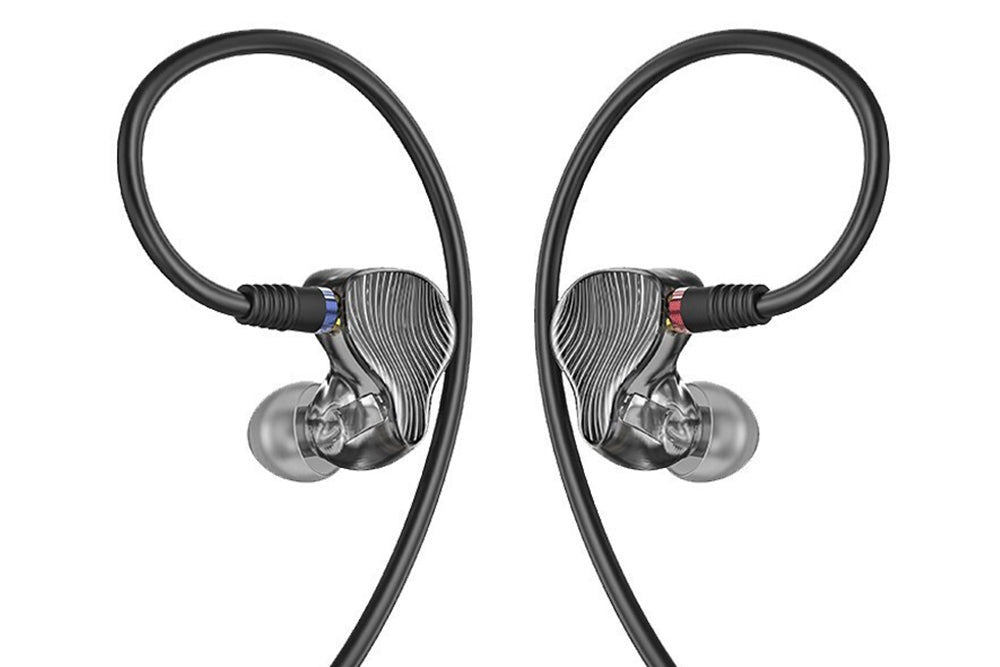 FiiO FA1 3D Printed Detachable Cable MMCX Design Single Driver Balanced Armature HIFI In-Ear Earphone