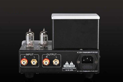YAQIN SD-CD2 6J1 Sound Upgrade Tube Buffer Processor для CD / VCD / DVD-плеер