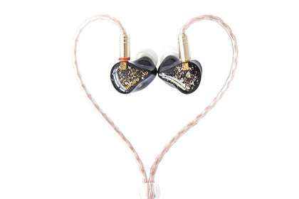 SHOZY NEO BG 5BA High-quality HIFI In Ear Monitor Earphone with Detachable Cable