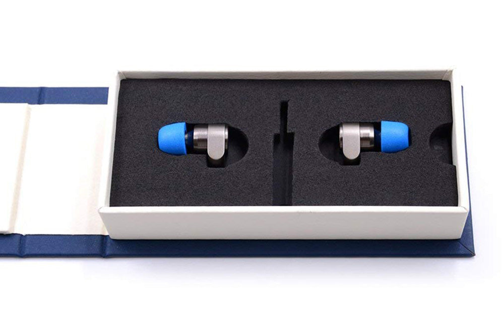TINHIFI Audio TIN T2 3.5mm Double Dynamic Drive HIFI Earphone Bass DJ Metal Earphone MMCX Detachable In-Ear Earphone