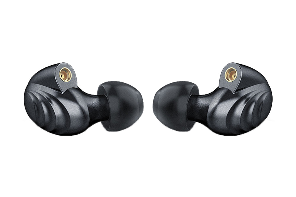FiiO F9 1DDD+2BA Triple Driver Hybrid In-Ear Monitors auricolari In-Ear con connettore MMCX staccabile