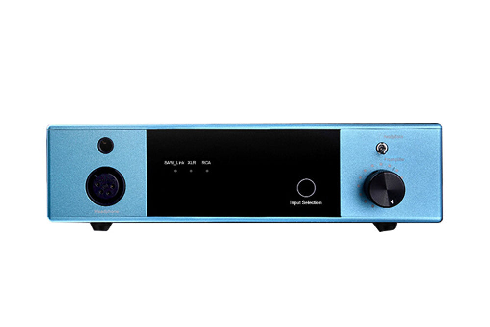 Soundaware P1 Flaggschiff Balanced Pre-Amplifier&All Discrete Circuit Full Balanced Headphone Amplifier