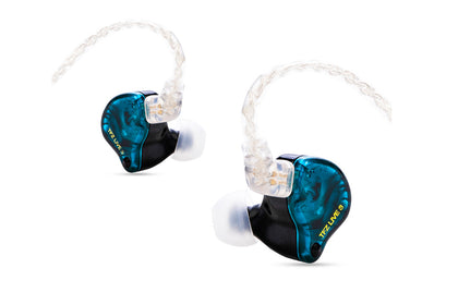 TFZ LIVE 3 Dual Magnetic Circuit HiFi in Ear Earphone With 0.78MM Double Pin Interchangeable Cable