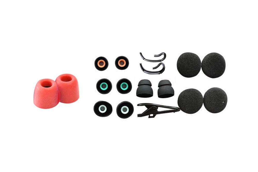 DUNU earphone accessories Kits include silicone eartips foam tips Ear hook for DUNU earphones