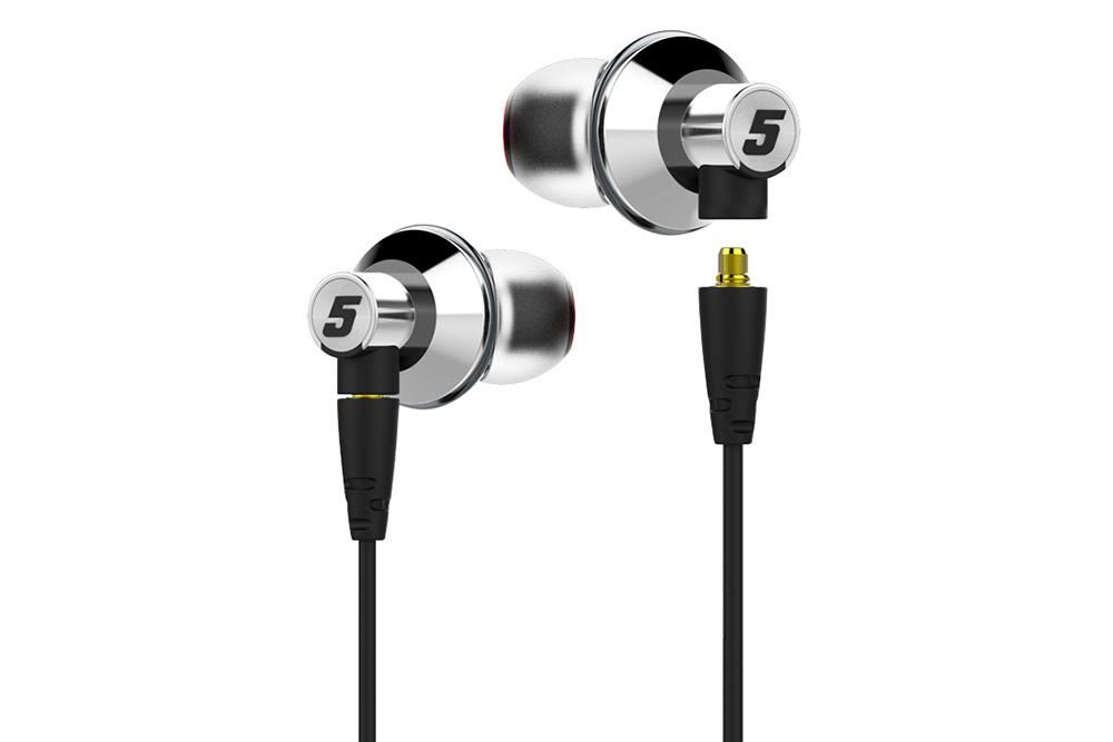 DUNU TITAN 5 Titanium Diaphragm Dynamic High Fidelity HiFi Inner-ear Earphone