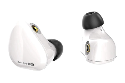 iBasso IT00 Dynamic Coil HiFi Audiophile Entry-Level Monitor In-Ear Earphone With MMCX Cable