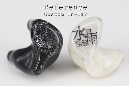 Moondrop Reference HiFi Monitor Custom In-ear Earphone