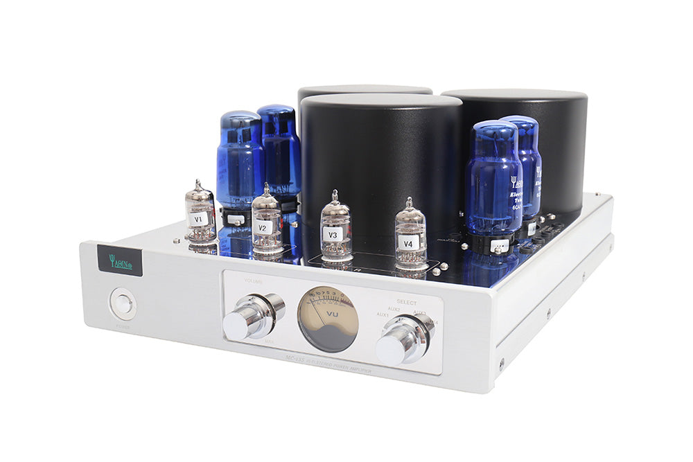 YAQIN MC-13S 40WPC EL34 6CA7 10L Vacuum Tube Push-Pull Integrated Amplifier