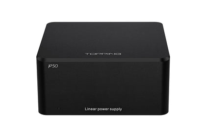 TOPPING P50 Low Noise Linear Power Supply for Topping D50 D50s DX3 Pro D30