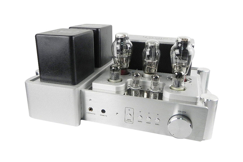 YAQIN MS-300C 9.5WPC 300B x 2 Vacuum Tube Hi-End Tube Integrated Amplifier