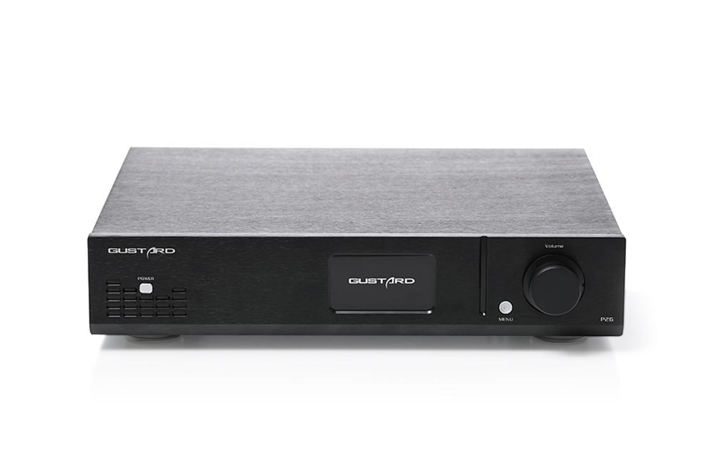 GUSTARD P26 Fully Balanced Preamp LM49860 HIFI Pre Amplifier