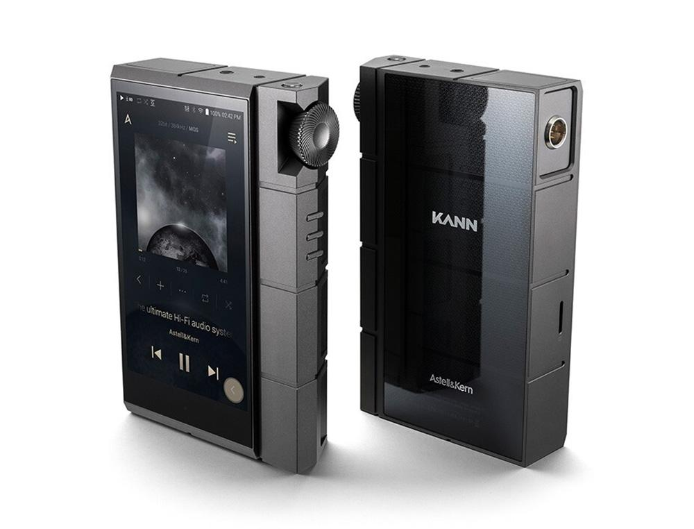 IRIVER Astell&Kern KANN CUBE Dual ES9038PRO DAC Native DSD 32Bit/384kHz Music Player