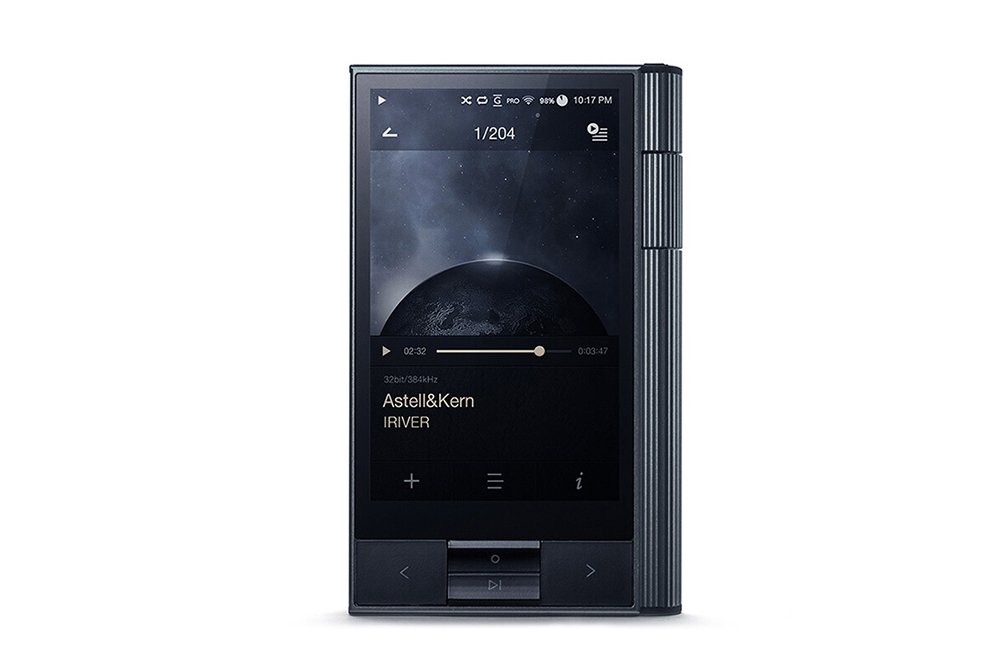Iriver Astell&Kern KANN Digital Hifi Music Player Amp DAC DSD 64GB Wi-Fi