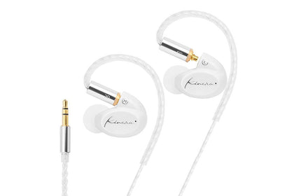Kinera SIF IEM Earbuds Dynamic with Detachable MMCX In-Ear Monitors Earphones - SHENZHENAUDIO