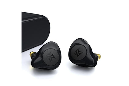 KZ S2 1DD+1BA TWS True Wireless Bluetooth5.0 earphone AAC HD Hybrid Technology Earbuds Touch Control Noise Cancelling Sport Headset - SHENZHENAUDIO