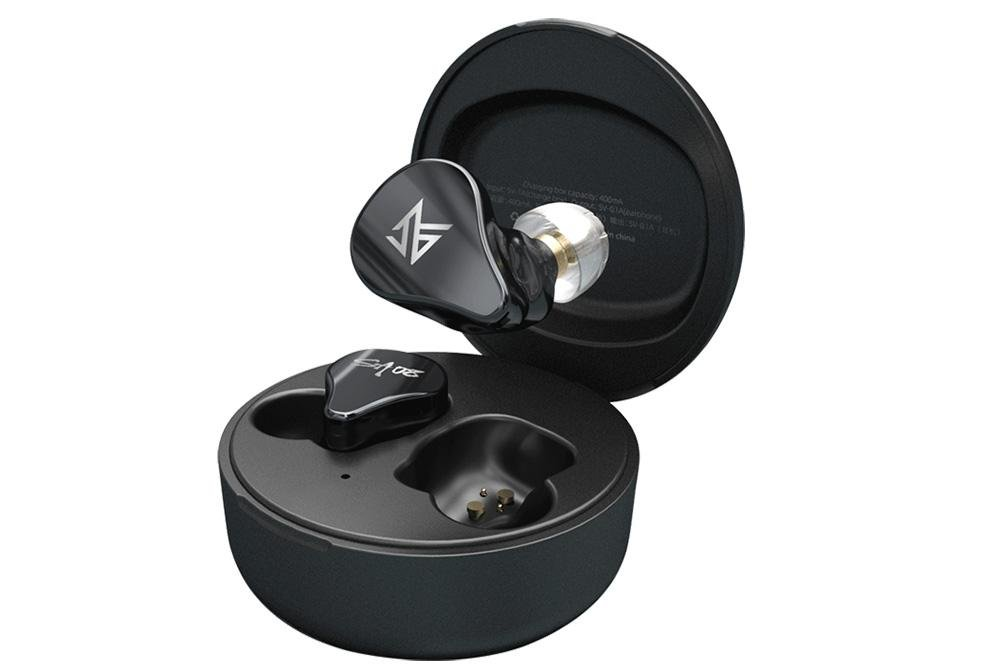 KZ SA08 8BA Bluetooth 5.0 Pure Balanced Armature Bluetooth Noise Cancelling Wireless Hifi Earphone