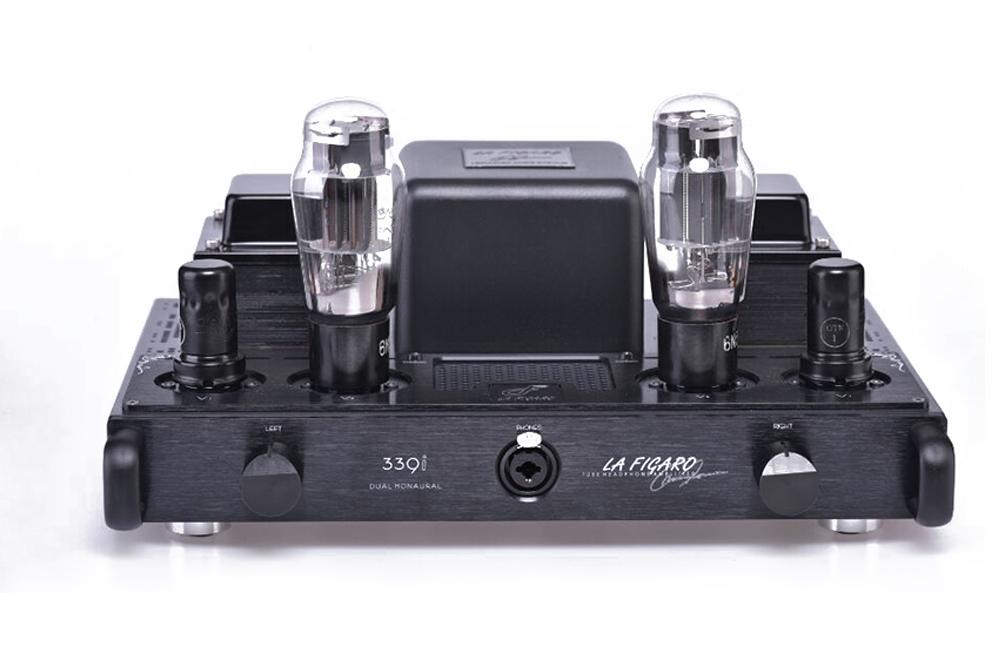 La Figaro 339i Headphone Amplifier Tube Amplifier