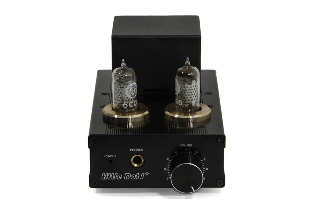 Little Dot I+ Tube 6JI/ 6CQ6/ WE408A Hybrid Tube Headphone Amplifier