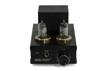 Little Dot I+ Tube 6JI/ 6CQ6/ WE408A Amplificateur de casque à tubes hybride - SHENZHENAUDIO