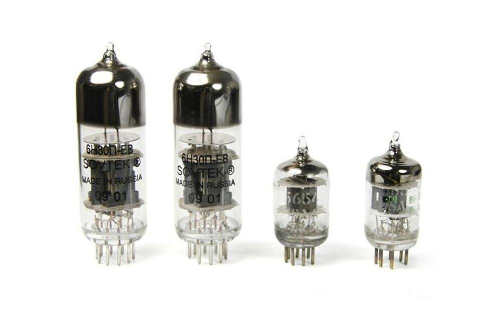 Little Dot MKIV MK4 JAN5654X2 Soviet 6H30EHX2 Headphone Tube Amplifier + Pre-Amplifier