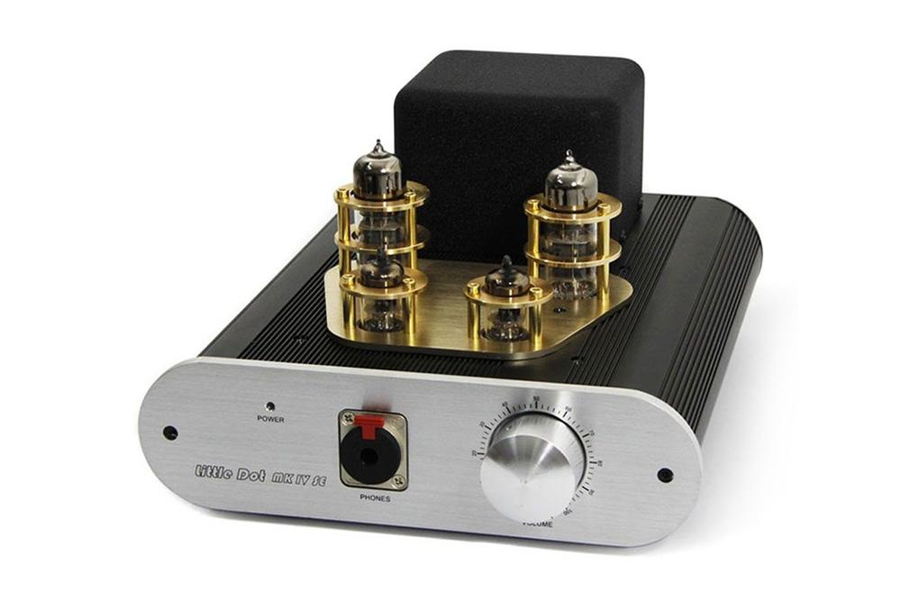 Little Dot MKIV Mk4 SE WE403AX2 6H30PIX2 Headphone Tube Amplifier + Pre-Amplifier