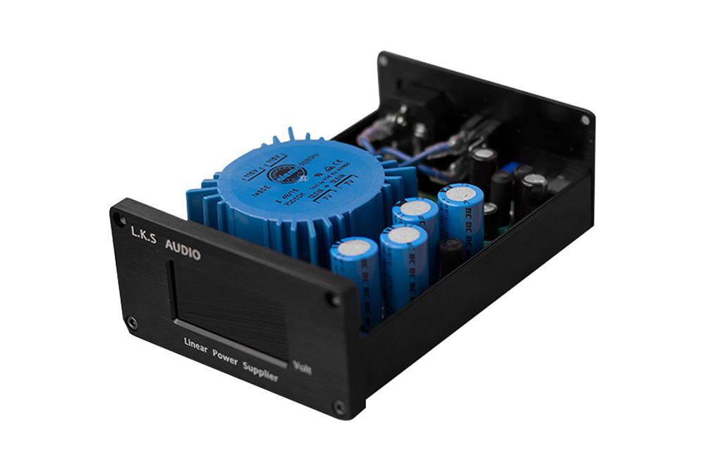 L.K.S Audio LKS LPS-25-USB 5V Output Low Noise Linear Power Supply