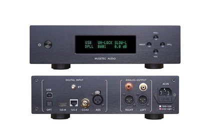 L.K.S Audio LKS MH-DA004Mini ES9038pro Flagship DAC Audio Decoder DAC - SHENZHENAUDIO