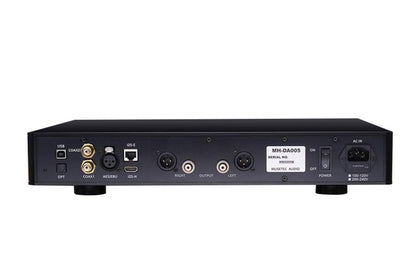 L.K.S Audio MH-DA005 ES9038 Pro x 2 DAC Coassiale OPT AES EBU Flagship Audio Decoder - SHENZHENAUDIO