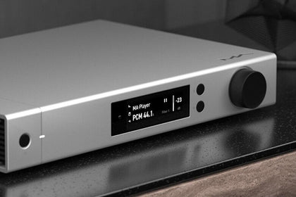 Matrix element P music server preamplifier 9028 DAC combined Power Amplifier - SHENZHENAUDIO