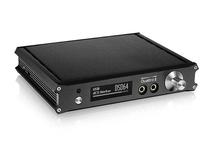 Matrix QUATTRO II 32Bit/384kHz DAC & Preamp & Headphone Amplifier with Remote Control - SHENZHENAUDIO