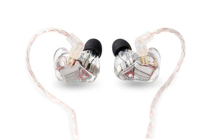 Auricolare MoonDrop A8 8BA con cavo staccabile Hifi In-Ear Earphone - SHENZHENAUDIO