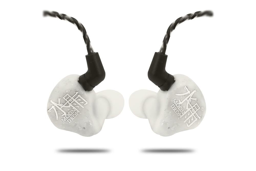 MoonDrop Blessing 1 Dynamic 4 Balanced Armature 5 Drivers In-Ear Earphones