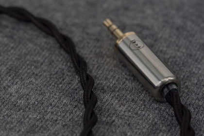 MoonDrop Bort Upgrade Cable 480 Core Coaxial Litz Coaxial Litz Oxygen-free Copper Professional Earphone Upgrade Cable - SHENZHENAUDIO
