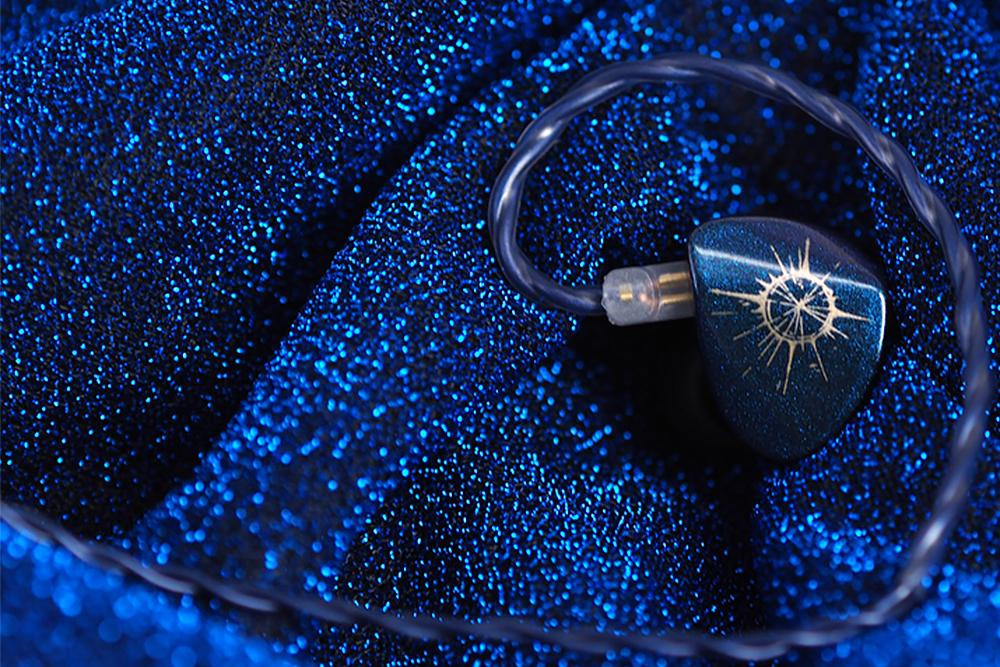 MoonDrop Starfield Carbon Nanotube Diaphragm Dynamic Earphone