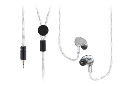 Oriolus Mellianus 10 BA Drivers HiFi In ear Earphone - SHENZHENAUDIO
