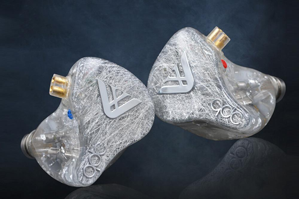 QDC Anole VX Professional Headphones High-end Flagship Balanced Armature earplugs HiFi Tuning Custom Earphones