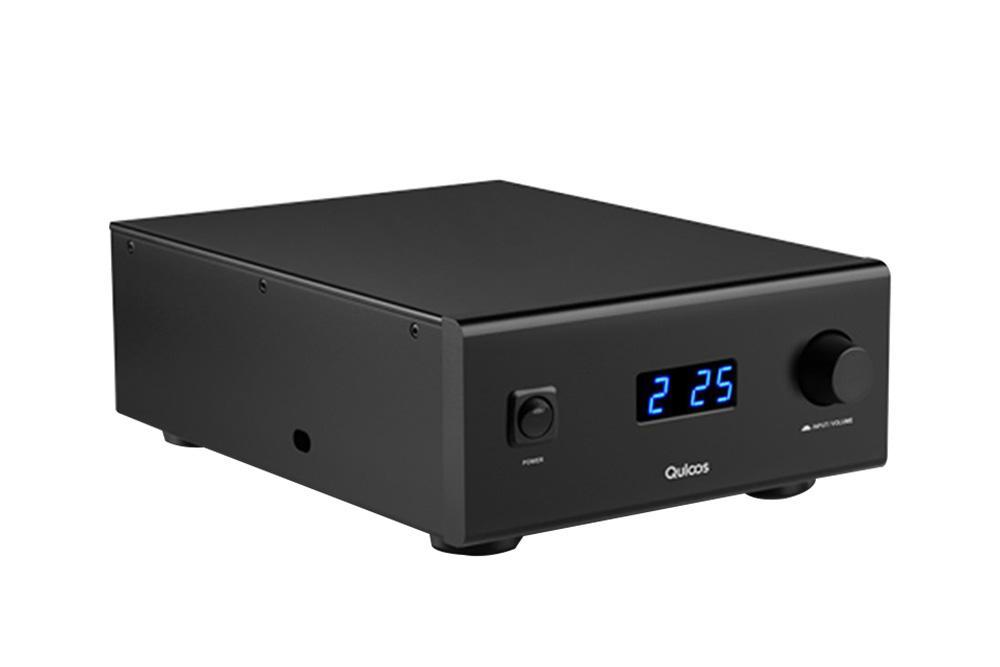QULOOS QLS HIFI QA690 160W2 DSD Pure Full Digital Audio DAC Power Amplifier