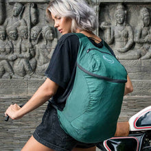 Ticket To The Moon Backpack Plus Grønn 25L