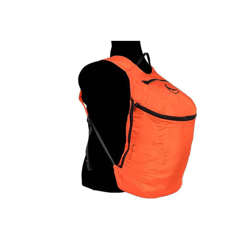 Ticket To The Moon Backpack Plus Oransje 25L