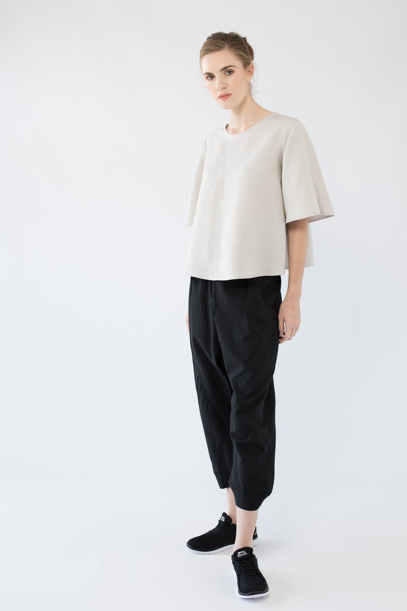 VOUS Bell Sleeve Top