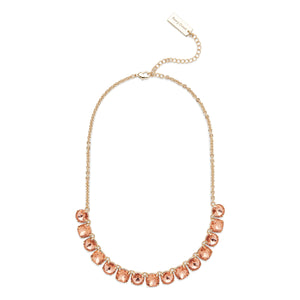 Anna Necklace in Blush